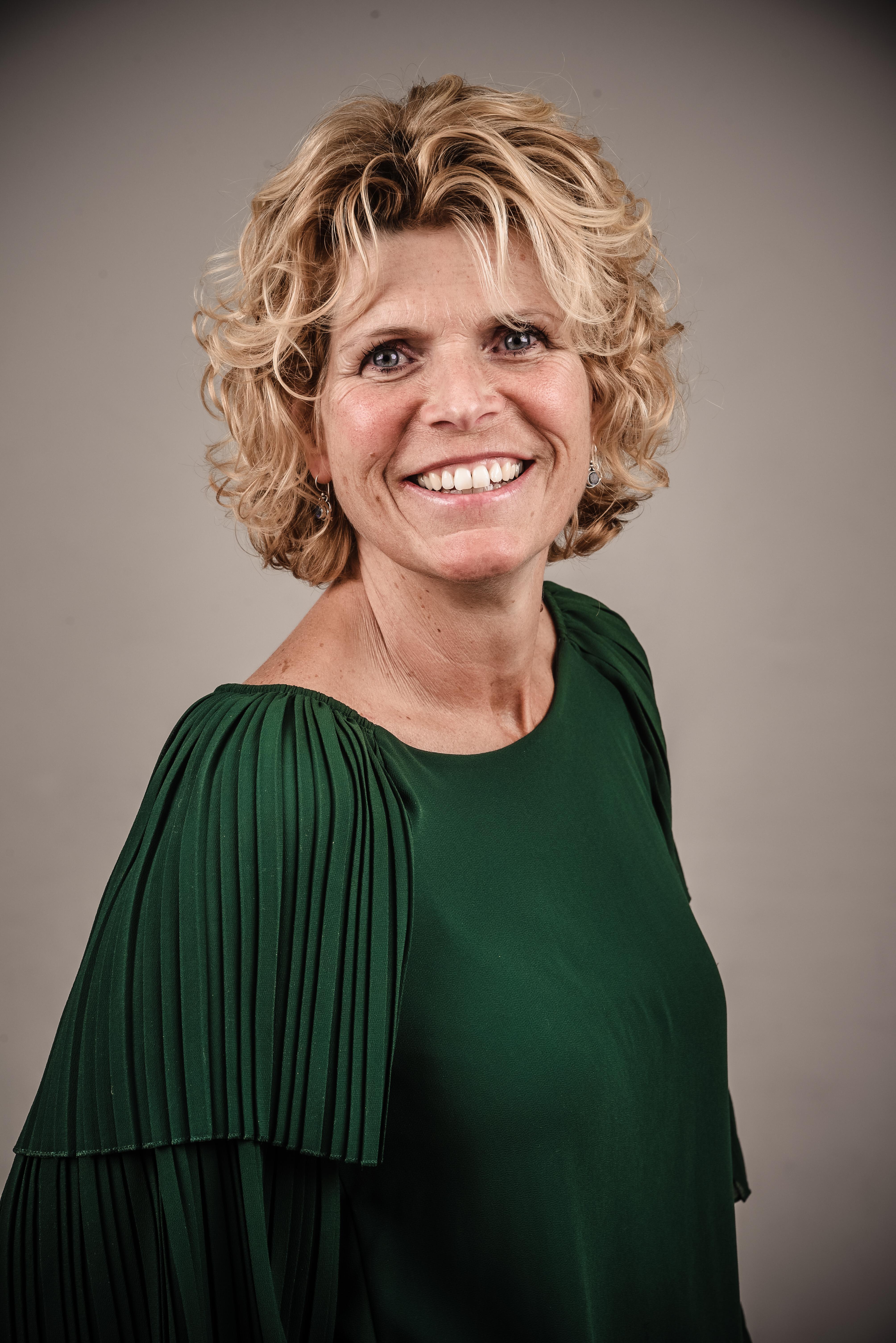 Jolanda van der Burg - coach